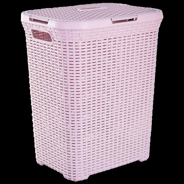 Кош за пране РАТАН 50 литра