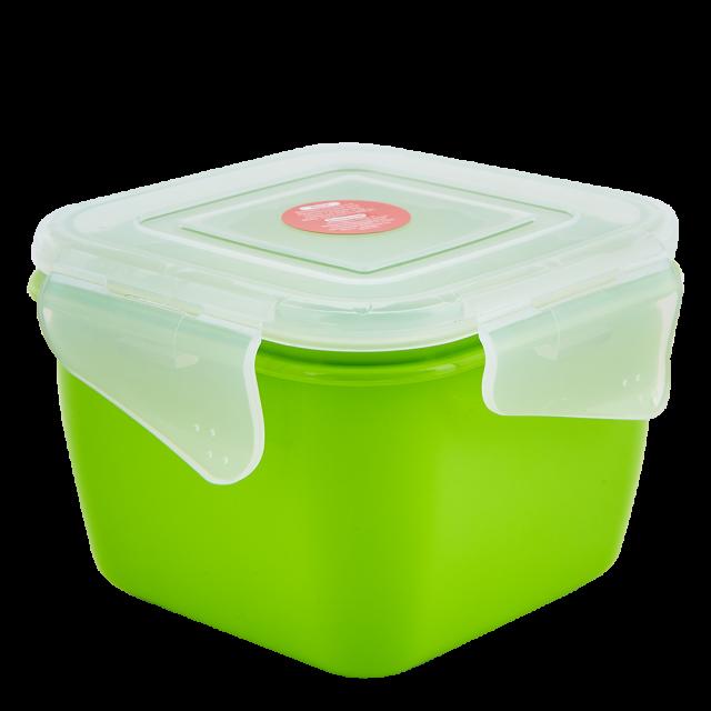 Кутия универсална Фиеста квадратна 1,5л със закопчаване