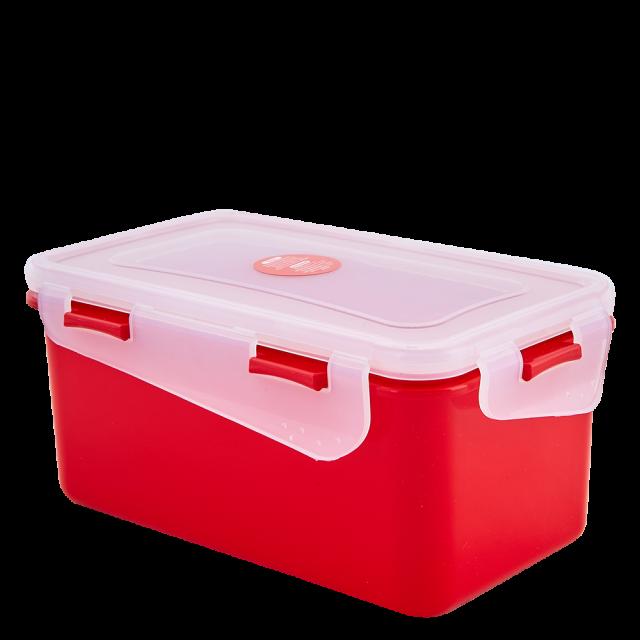 Кутия универсална Фиеста правоъгълна 0,65л със закопчаване