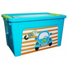 Контейнер Smart Box с декор Pet Shop 27л.
