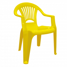 Стол ЛЪЧ жълт