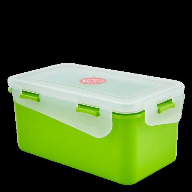 Кутия универсална Фиеста правоъгълна 1,5л със закопчаване