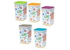 Кутия за насипни продукти ФИКС  1,3 литра