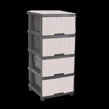 Шкаф с четири чекмеджета РАЙЕ
