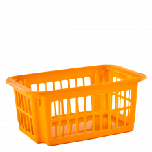 Кошница / панер 18 литра оранж