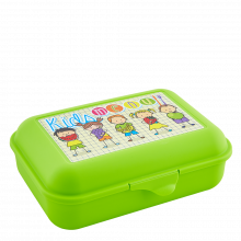 Кутия за сандвичи Smile олива