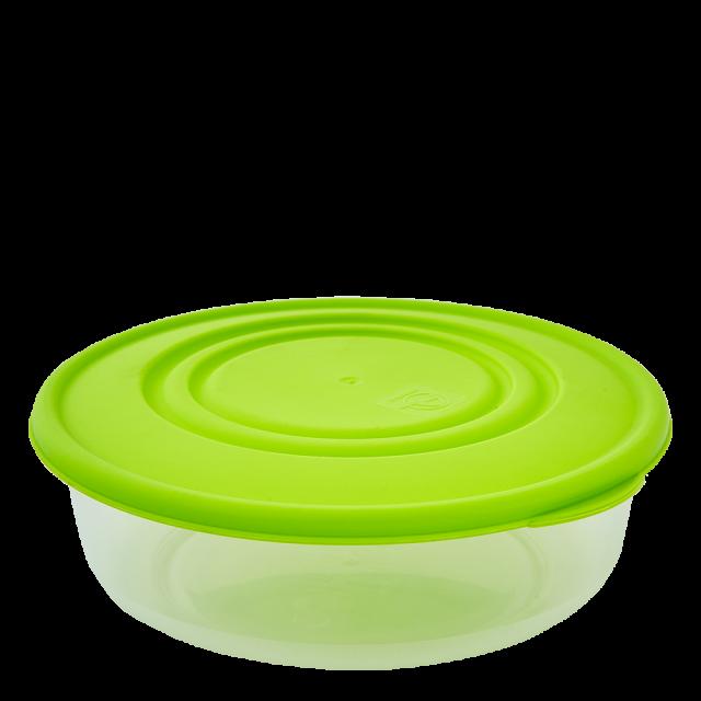 Кутия за хранителни продукти, кръгла, 1,7л