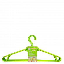 Закачалки - 5 броя комплект олива