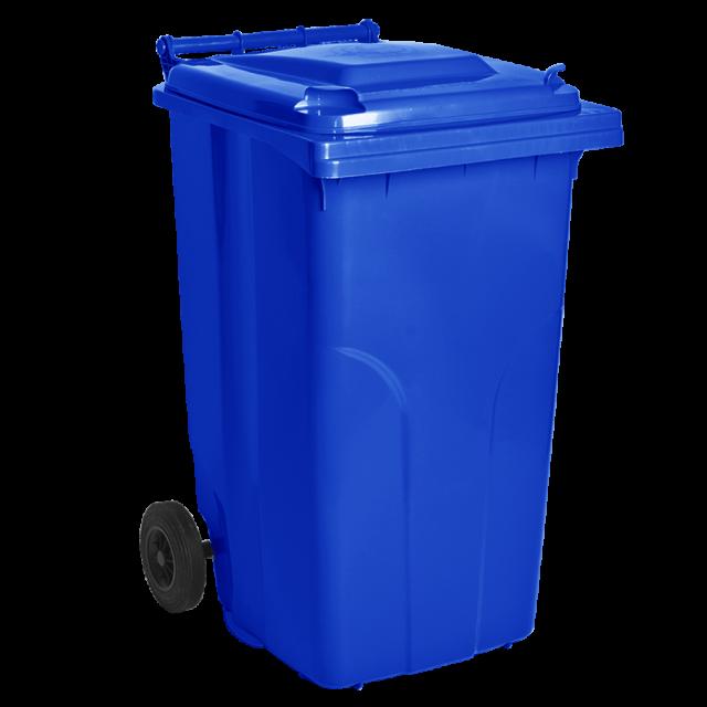 Контейнер за битови отпадъци 240 литра