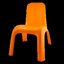 Детски стол оранж