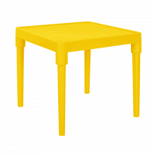 Детска маса жълта