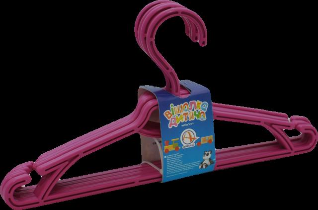 Закачалка детска - комплект 5 броя