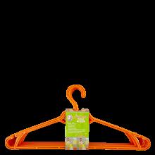 Закачалки - 5 броя комплект оранж