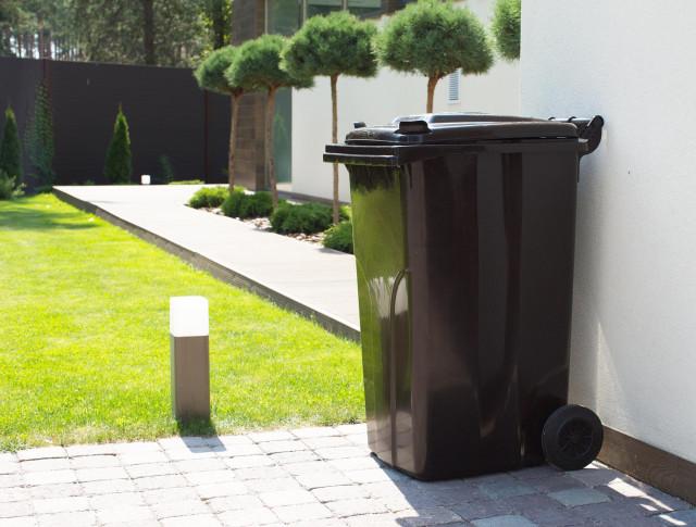 Контейнер за битови отпадъци 120 литра