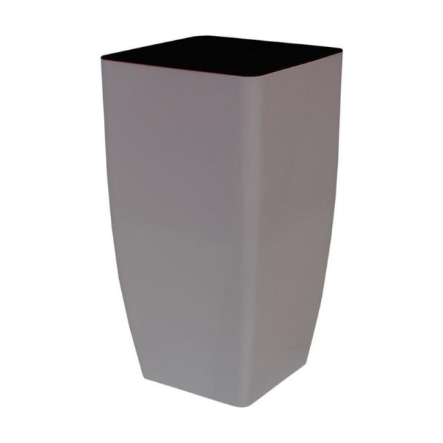 Висока саксия КВАДРО 27,0х27,0х51,0 см