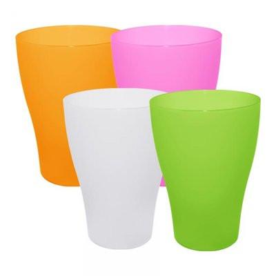 Пластмасова чаша 0,500 литра