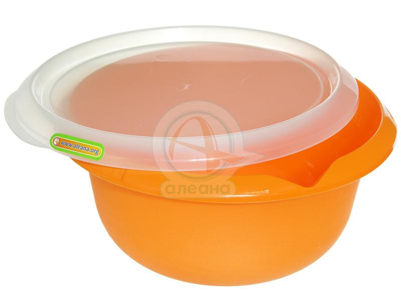 Купа кухненска с капак 1,75 литра оранж